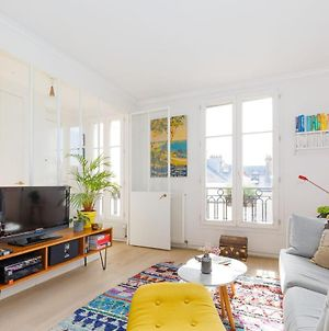 Splendid Bright Apt Near Montmartre photos Exterior