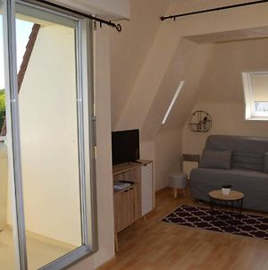 Studio In Villerssurmer With Wonderful Lake View And Balcony photos Exterior