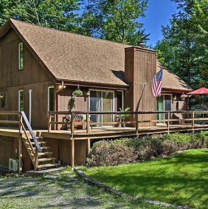 Tobyhanna Cabin With Resort Amenities And Fire Pit! photos Exterior