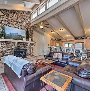 Ruidoso Home With Private Wet Bar And Pool Table photos Exterior