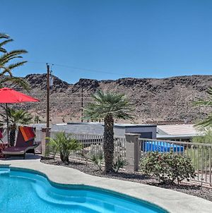 Mtn-View Lake Havasu Home With Heated Pool & Spa photos Exterior