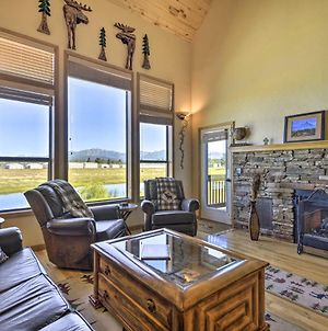 Pagosa Springs Townhome With View Hike And Fish! photos Exterior