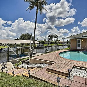 Canalfront Oasis With Bbq, Patio, Kayaks & Dock! photos Exterior