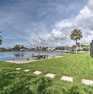 Waterfront Pool Home With Beach And Gulf Access! photos Exterior