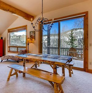 3Br Townhome With Mountain Views & Garage Townhouse photos Exterior
