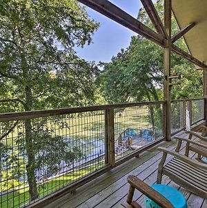 Sunny Seguin Retreat With Canoes On Guadalupe River! photos Exterior