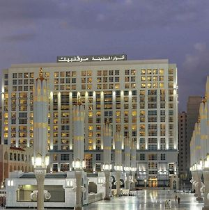 Anwar Al Madinah Movenpick photos Exterior