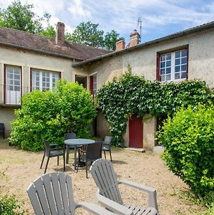 Beautiful Holiday Home In Herisson With Private Garden photos Exterior