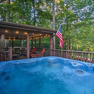 Broken Bow Oasis - Fire Pit, Pool Table, Patio photos Exterior