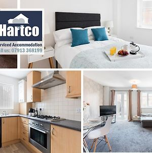 """Book Today"" - 4 Bed House, Sleeps Up To 10, Free Wifi, Perfect For Family & Business Travelers - Hartco Serviced Accommodation Walsall photos Exterior"