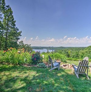Mountain Home Apt With Fire Pit & Norfork Lake Views photos Exterior