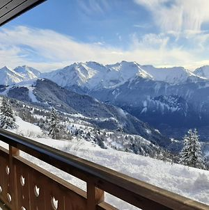 Studio In L'Alpe D'Huez, With Wonderful Mountain View And Furnished Terrace photos Exterior