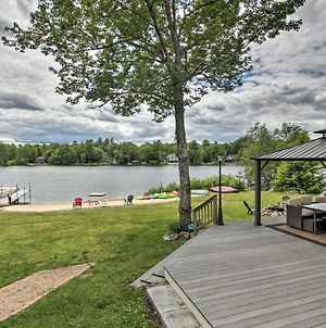 Pet-Friendly Home With Private Beach, Dock And Rafts! photos Exterior