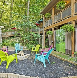 Charming Tree House Cottage On Lookout Mountain! photos Exterior
