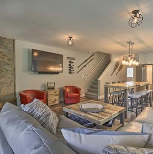 Pristine Breck Townhouse With Sauna, Deck And Fire Pit photos Exterior