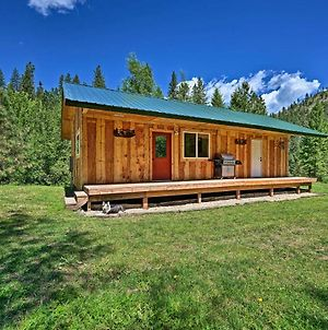 Cozy Countryside Cabin In Robie Creek Pk photos Exterior
