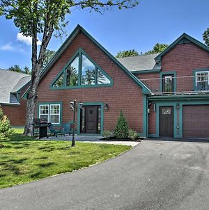 Condo With Grill Walk To North Conway, Cranmore photos Exterior
