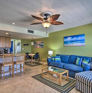 Sunny Seaside Condo With Pool And Walk To Beach! photos Exterior