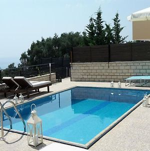 Achillion Luxury Corfu Villa photos Exterior