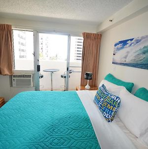 Kuhio Village 810A King Studio, Waikiki Ocean View! photos Exterior