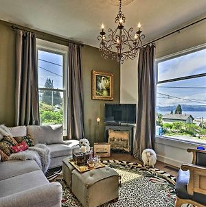 Classic Hillside Astoria Home With Gorge Views! photos Exterior