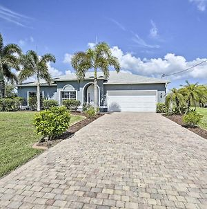 Modern Cape Coral Home With Pool, Patio And Grill photos Exterior