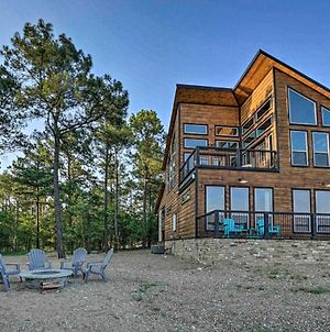 Modern Cabin With Hot Tub And Panoramic Views! photos Exterior