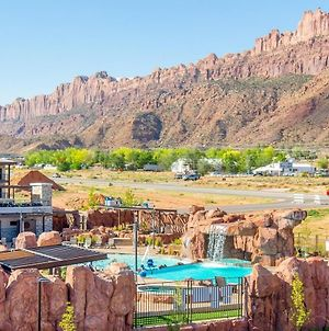 Moab Condo C12 Sage Creek Resort * Pool * Hot Tubs * Waterfalls * Clubhouse photos Exterior
