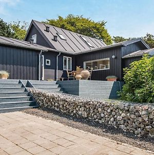 Three-Bedroom Holiday Home In Bjert 6 photos Exterior