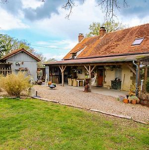 Tastefully Restored Holiday Home With A Large Garden In The Auvergne! photos Exterior