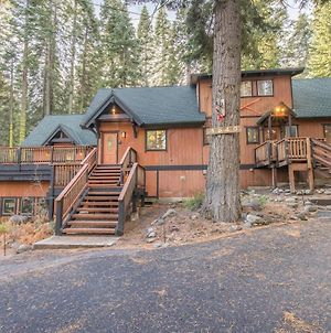 Large Family Friendly Home In Tahoe Swiss Village! photos Exterior