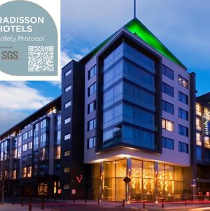 Radisson Blu Royal Hotel Dublin photos Exterior