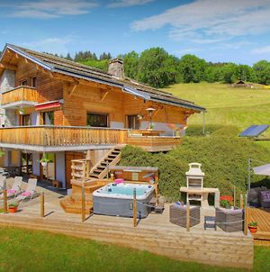 Spacious Chalet For 12 With Sauna Hot Tub And Large Terrace - Ovo Network photos Exterior