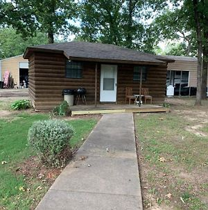 Lake Fork Waterfront Log Cabin photos Exterior