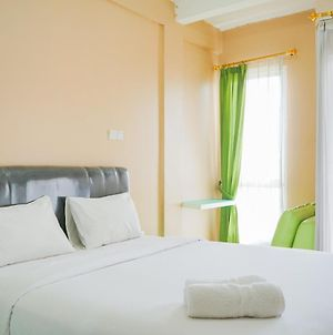 Cozy Studio Apartment At Tamansari Skylounge Near Soetta Airport By Travelio photos Exterior