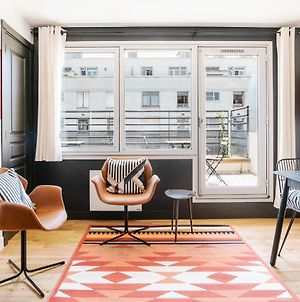 Guestready - Modern Apartment W Private Balcony In Issy-Les-Moulineaux photos Exterior