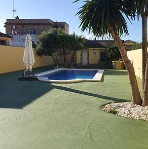 Chalet Con Piscina Privada En Chiclana photos Exterior