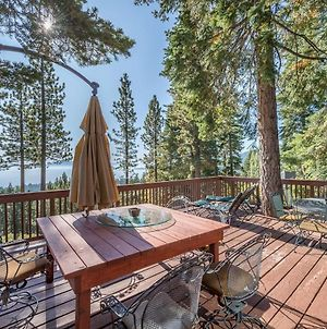 Family Friendly Cabin! Big Lake Views! Hot Tub! photos Exterior