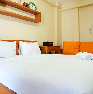 Comfort Stay Studio Room @ Green Palace Kalibata Apartment By Travelio photos Exterior