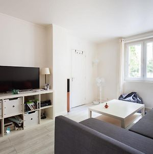 Bright Apt With Parking At The Entrance Of Paris photos Exterior