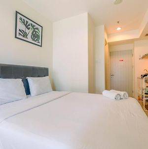 Simply Furnished With City View @ Studio Grand Kamala Lagoon Apartment By Travelio photos Exterior