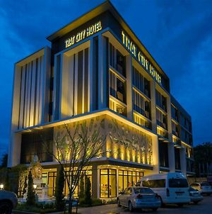 Trat City Hotel photos Exterior