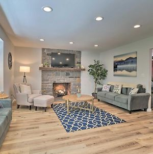 Forested Home With Patio, Less Than 3Mi To Lake Fun! photos Exterior