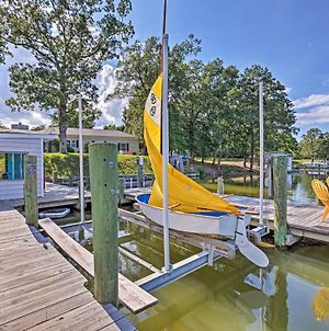 Waterfront Haven With Private Dock & Kayaks! photos Exterior