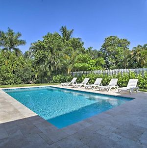 Sleepy River Gem With Pool Less Than 4Mi To Lauderdale Beaches photos Exterior