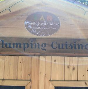 Fonclaire Holidays Glamping 'Luxury Camping' photos Exterior
