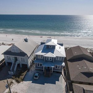 Making Waves - Huge Heated Beachfront Pool & Hot Tub! Best In Pcb! photos Exterior