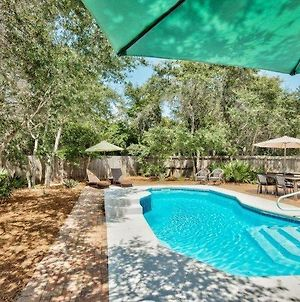 Memories On 30A - First Tier Beach House With Heated Pool!!! photos Exterior