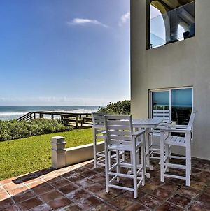 Condo With Patio 3 Mi To Indialantic Boardwalk! photos Exterior
