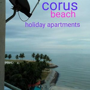 Corus Beachfront Holiday Apartments photos Exterior